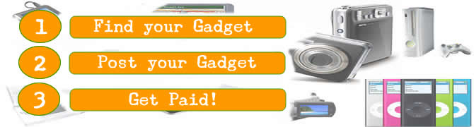 Sell Your Gadgets - Gadget Selling Price Comparison Site